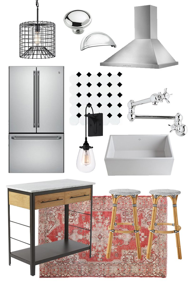 Imagining My Dream Kitchen With Build.com!