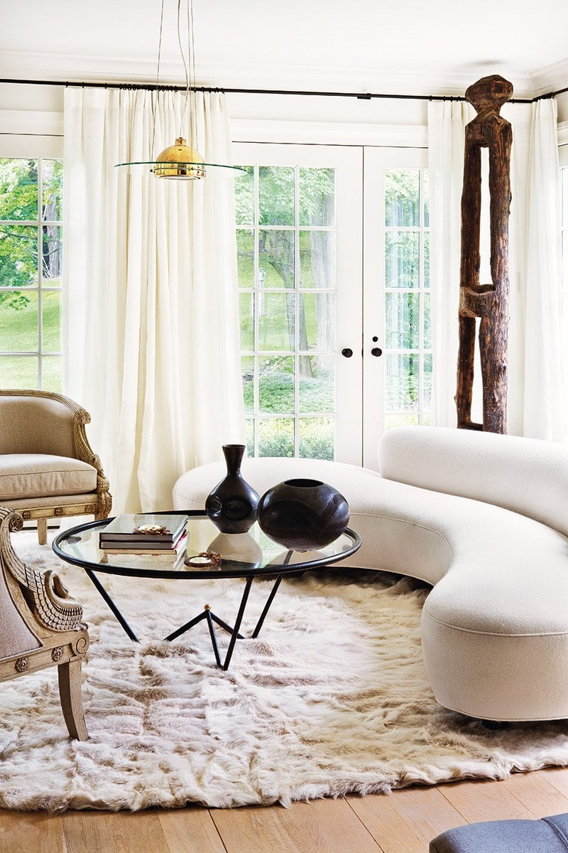 High Design in a New York Farmhouse - Thou Swell