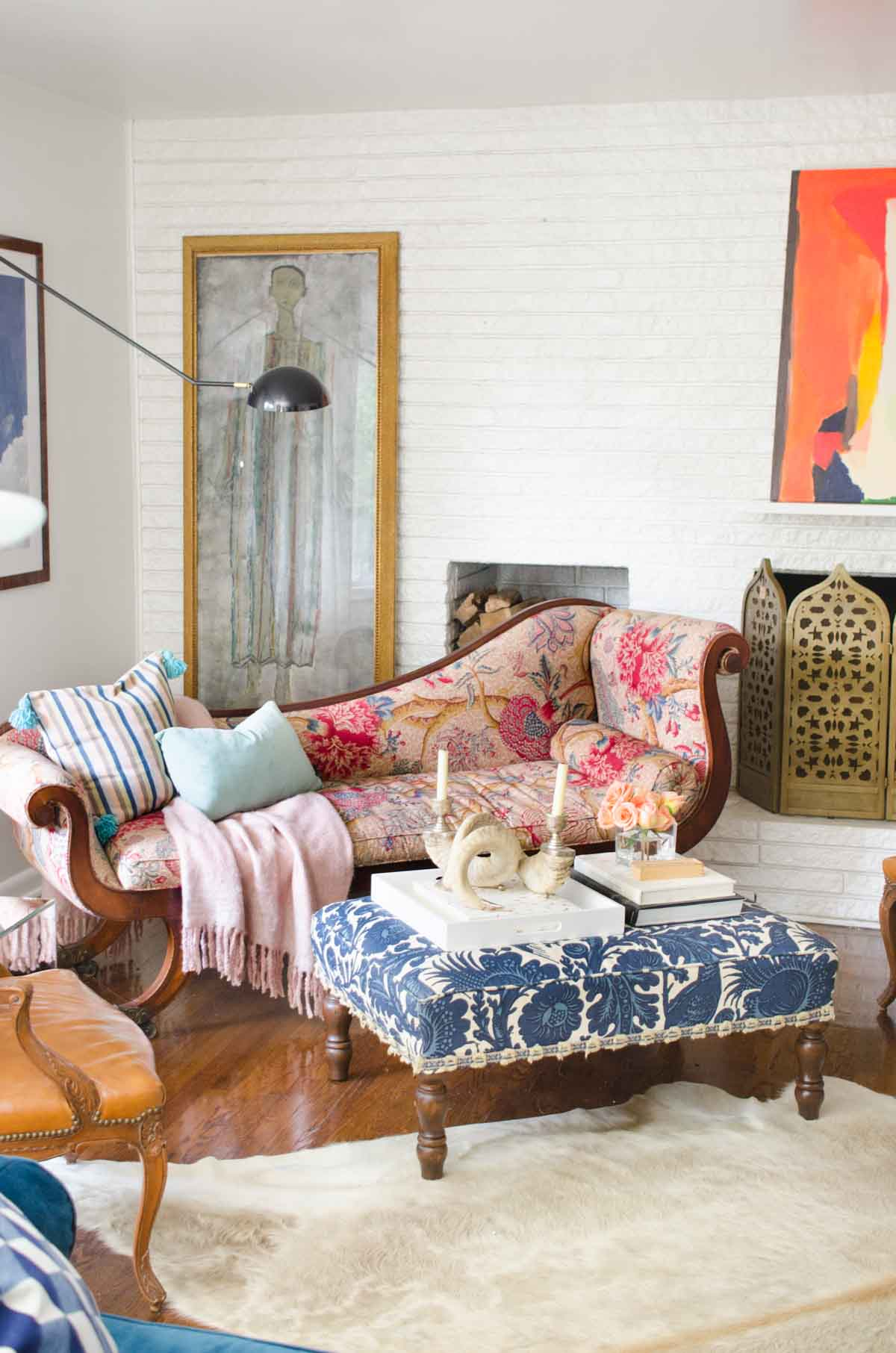 Living Room Decor Ideas: One Room Challenge: Living Room Reveal