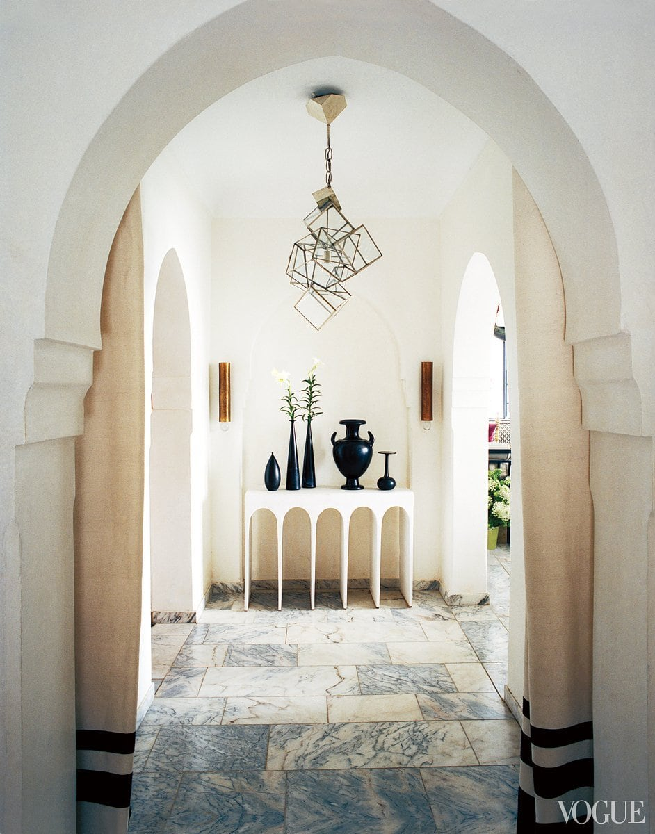 Moroccan Home Interior: Restrained Elegance In A Moroccan Home