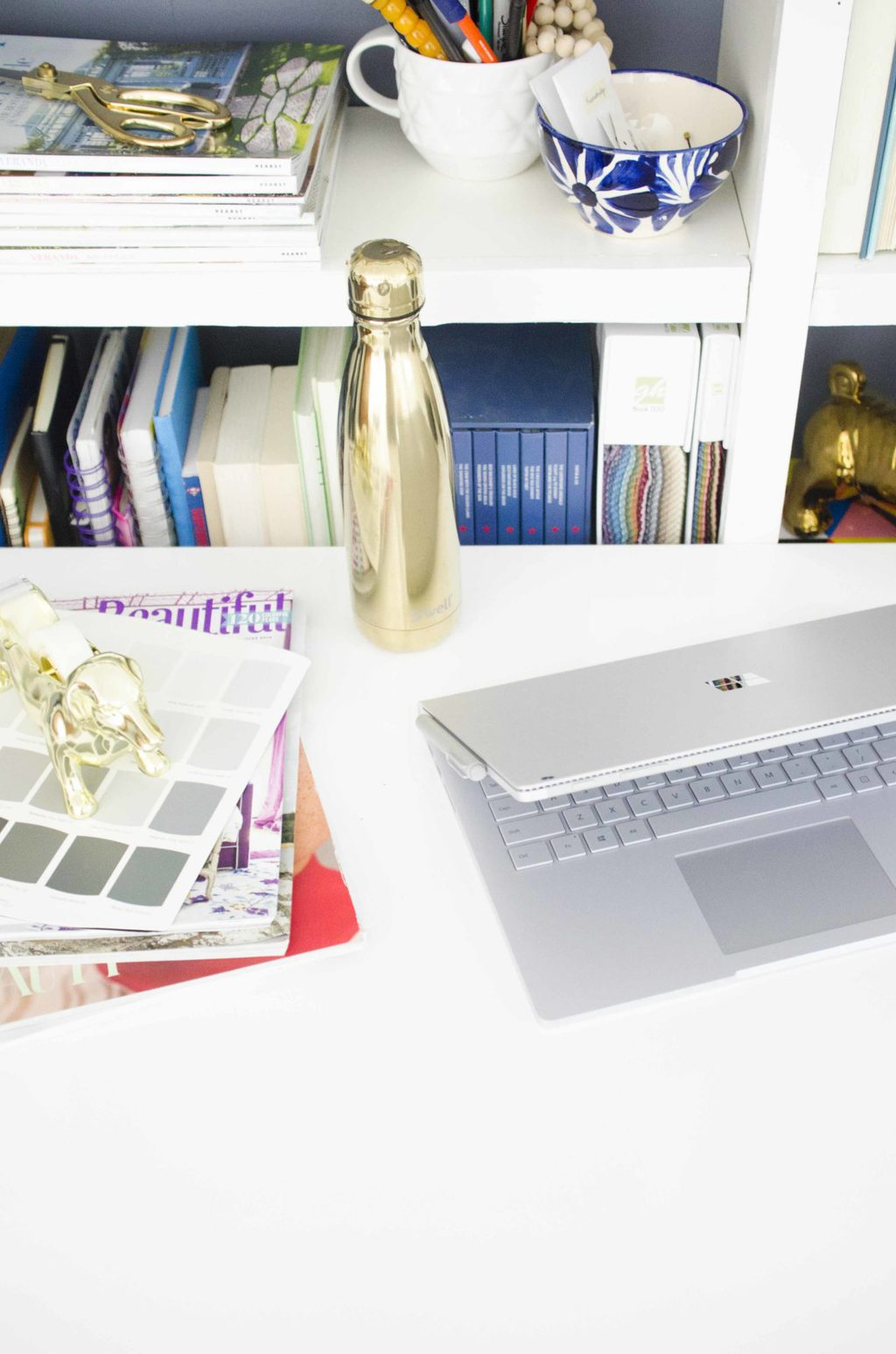 Home Standing Office Design Ideas: Designing A Modern Standing Desk Office