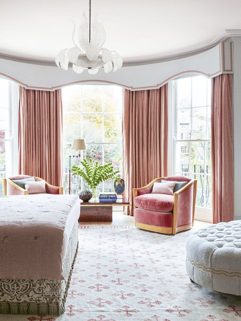 12 More Pink Rooms To Crush On Thou Swell