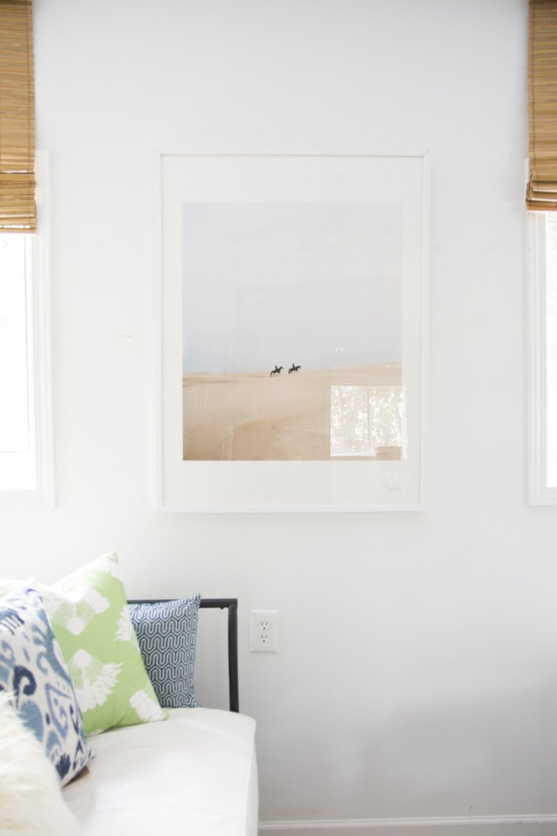 Journey art print from Minted on Thou Swell
