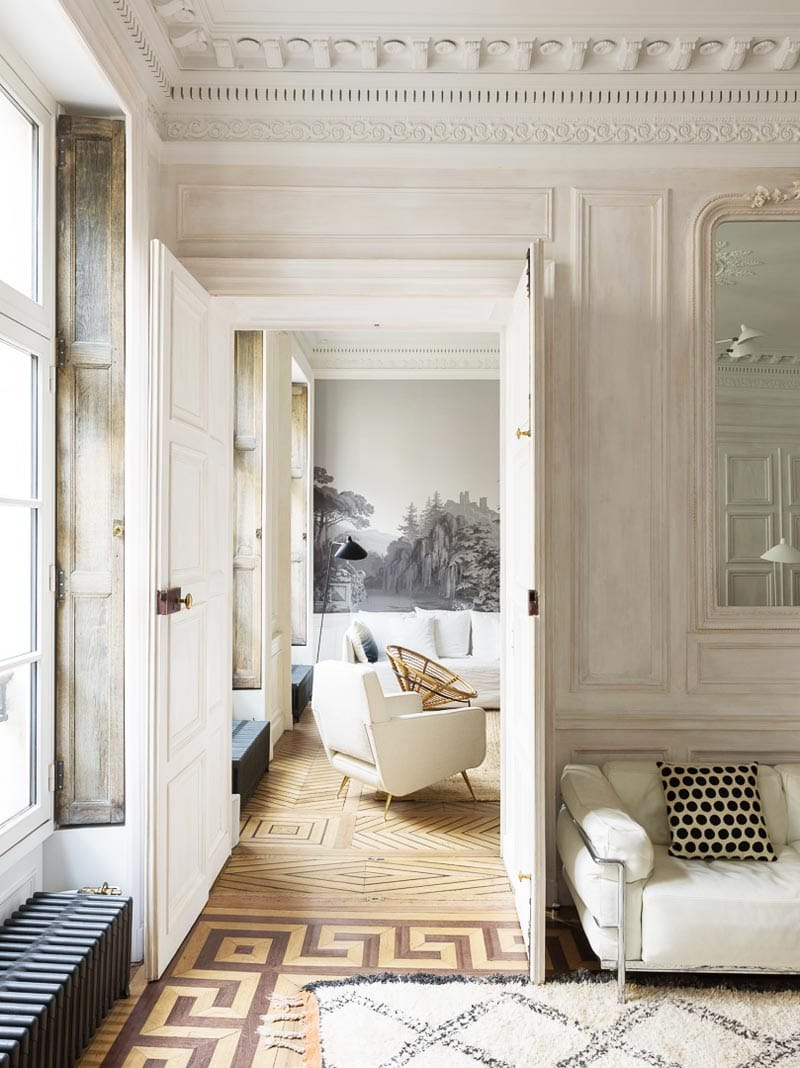 Nature\'s Touch in a French Pied-à-Terre - Thou Swell