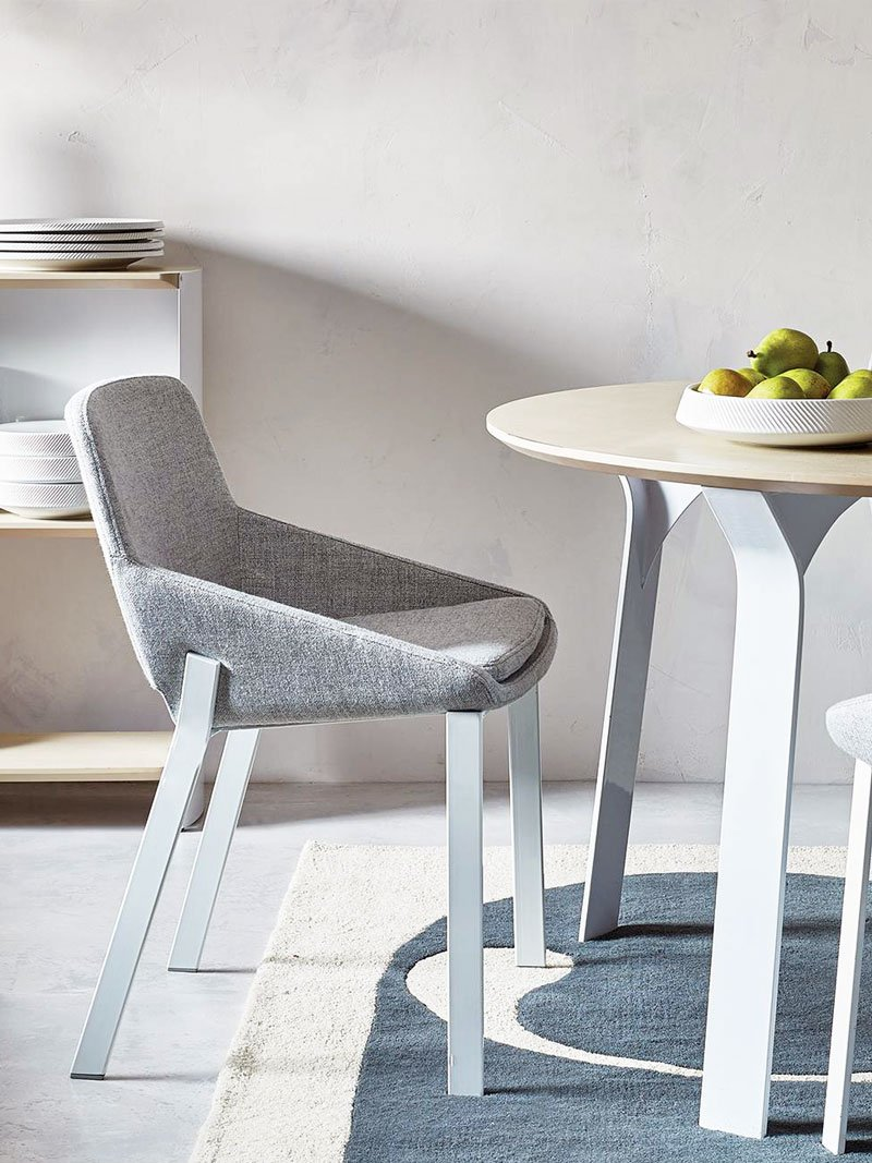 Modern Dining Chair And Table From Dwell Magazineu0027s Collection For Target  On Thou Swell @thouswellblog