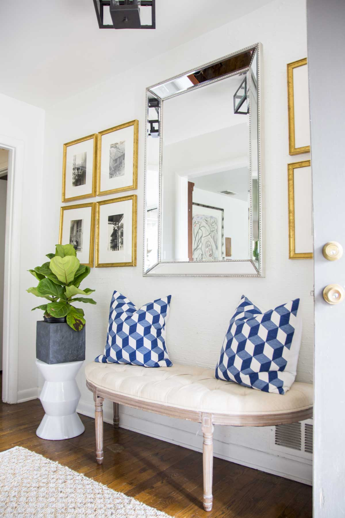 First Impressions: A New Entryway Design - Thou Swell