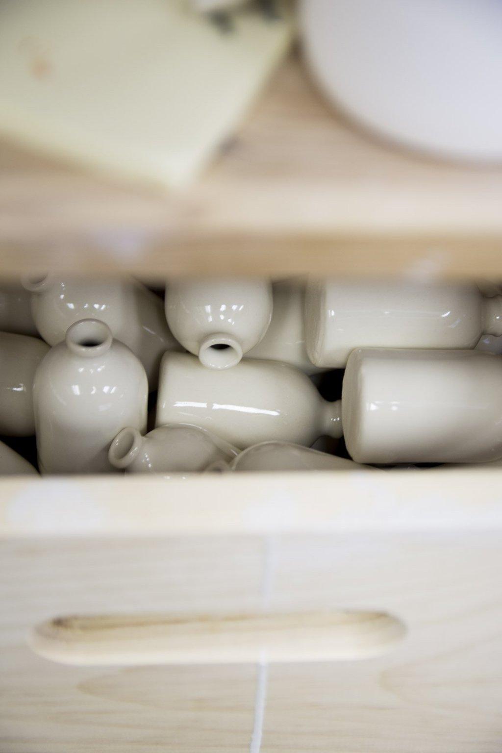 Honeycomb Studio handmade small batch ceramics in Atlanta, GA on Thou Swell @thouswellblog