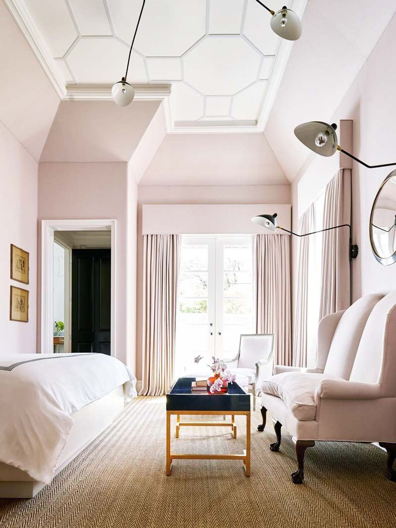 12 (more) pink rooms to crush on - thou swell