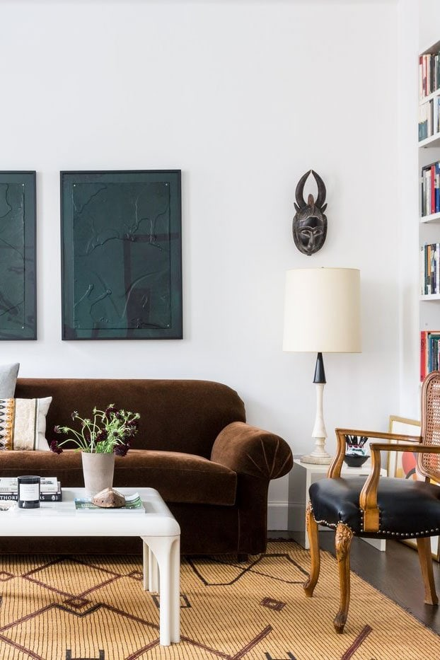 An Artful New York City Apartment Tour - Thou Swell