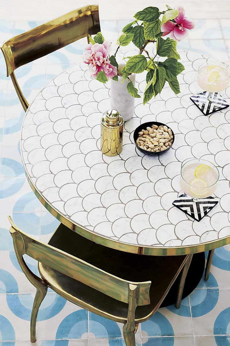cb2 outdoor furniture. (Marble Outdoor Bistro Table \u2013 CB2) Cb2 Furniture R