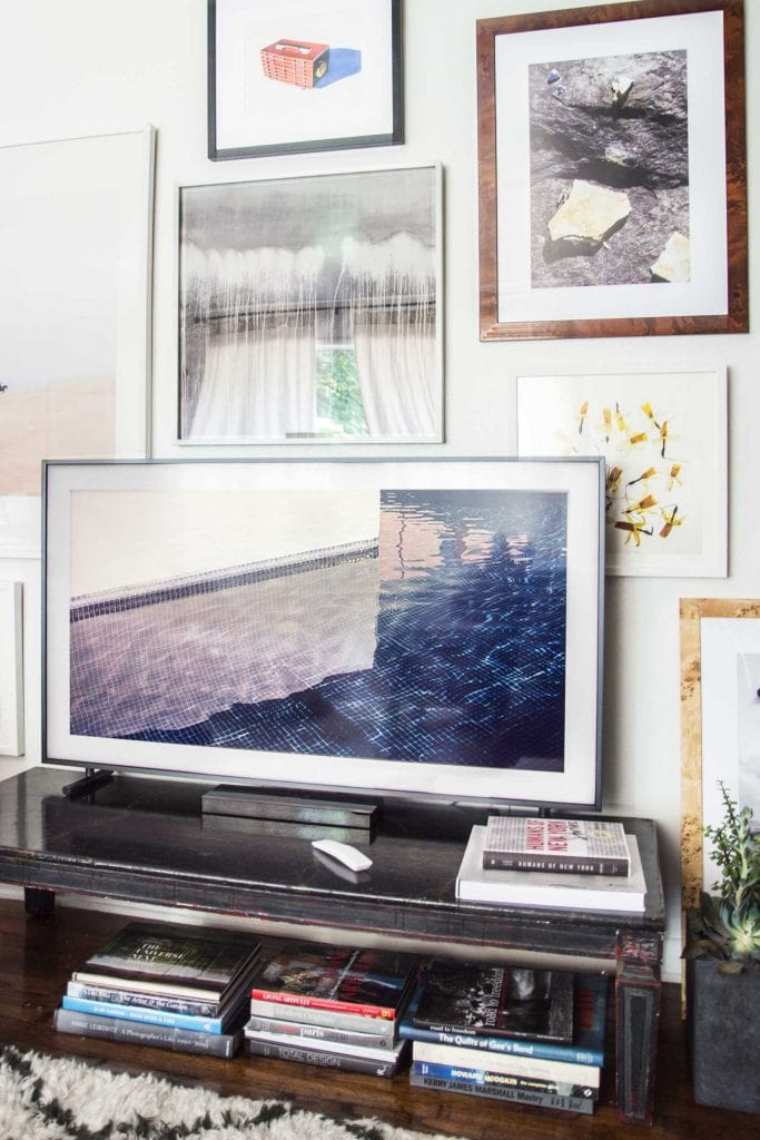 The Frame: A TV for the Living Room