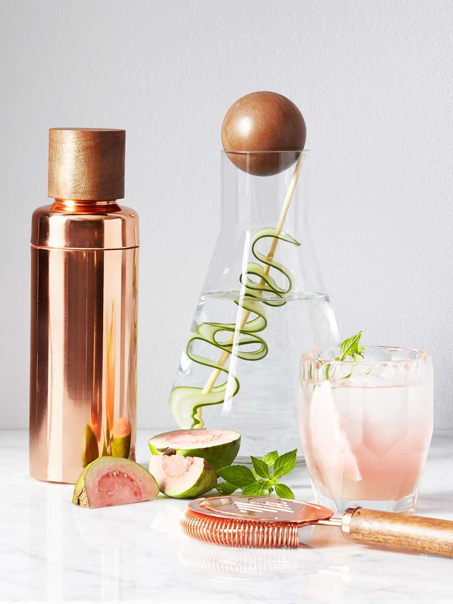 Modern barware from Project 62 on Thou Swell @thouswellblog