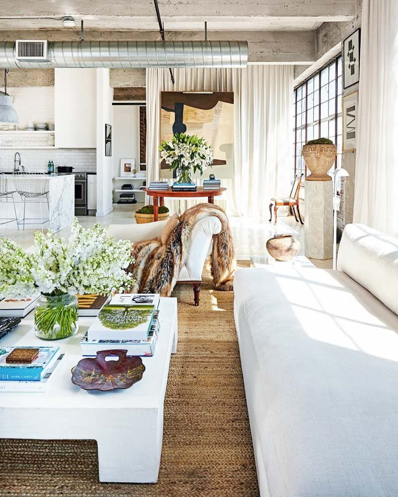 Swell Shopping: Layered Loft Living Room - Thou Swell