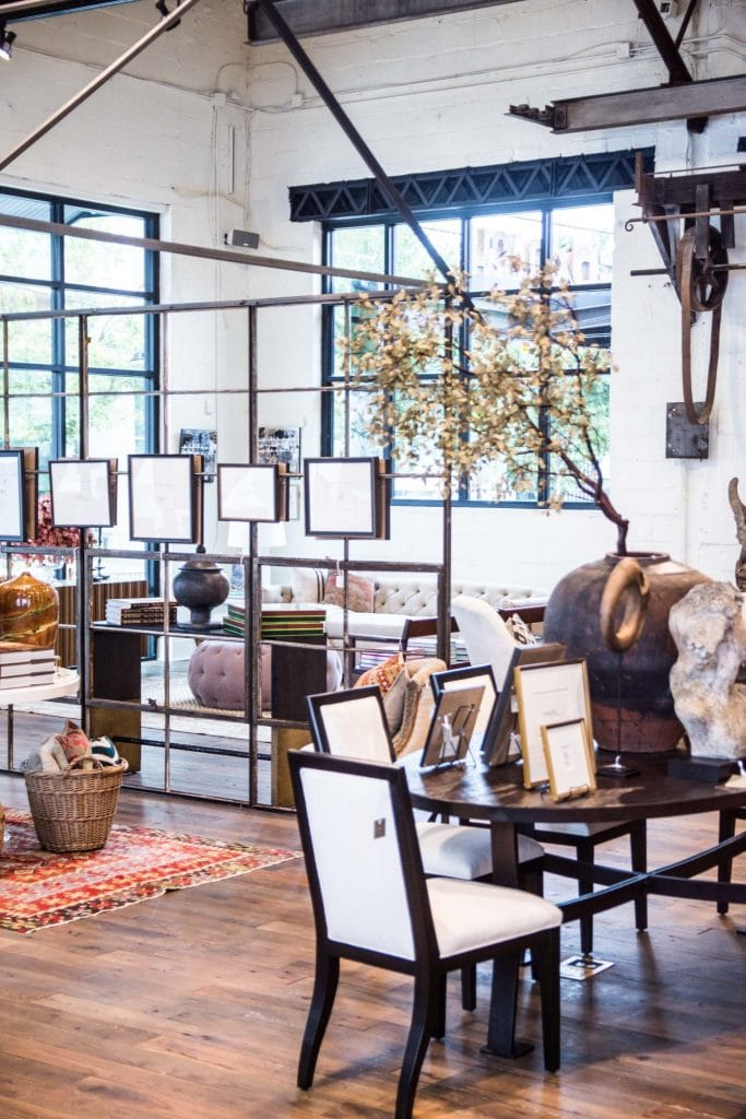 Dixon Rye home decor in Atlanta Westside Provisions District on Thou Swell @thouswellblog