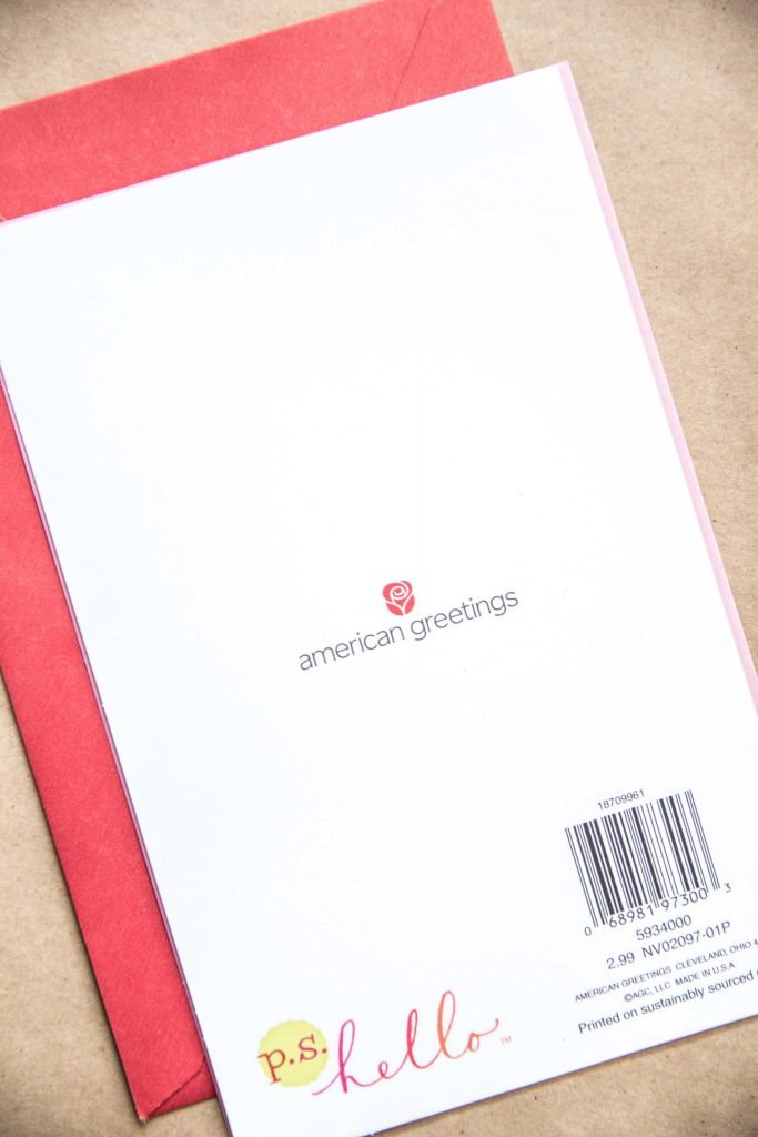 Valentine's Day cards and gift guide with American Greetings on Thou Swell @thouswellblog