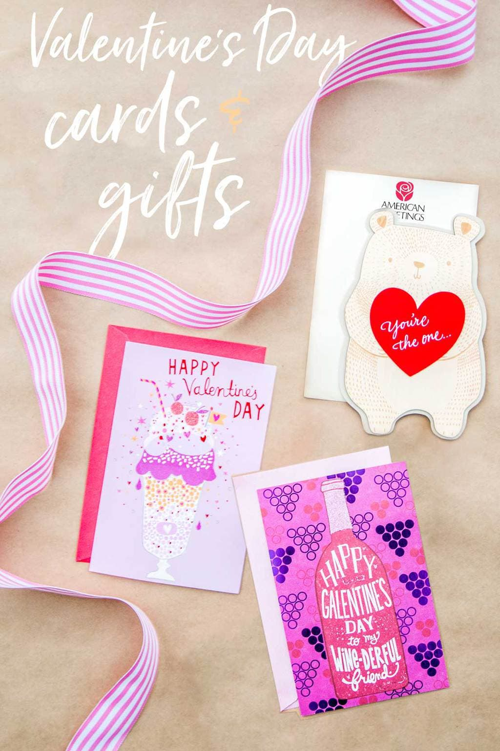 Perfect valentines day card gift pairings thou swell valentines day is right around the corner and i have a few ideas for thoughtful card and gift pairings for any loved one in your life m4hsunfo Gallery