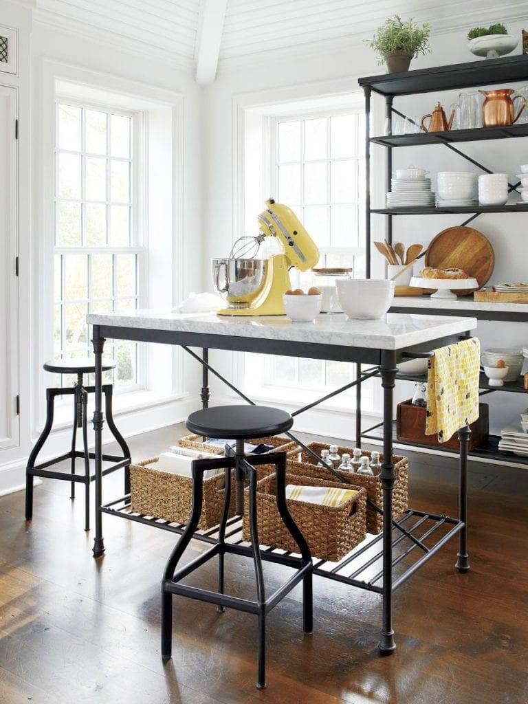stylish freestanding kitchen islands carts thou swell