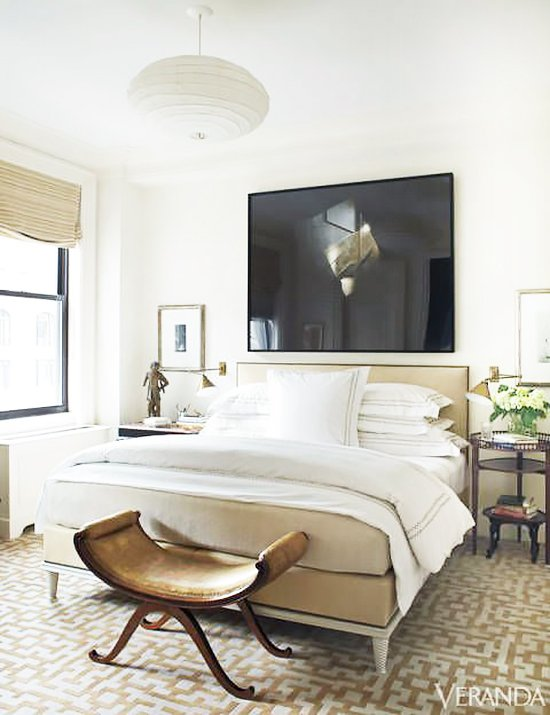 Get this look: prewar NYC bedroom on Thou Swell @thouswellblog