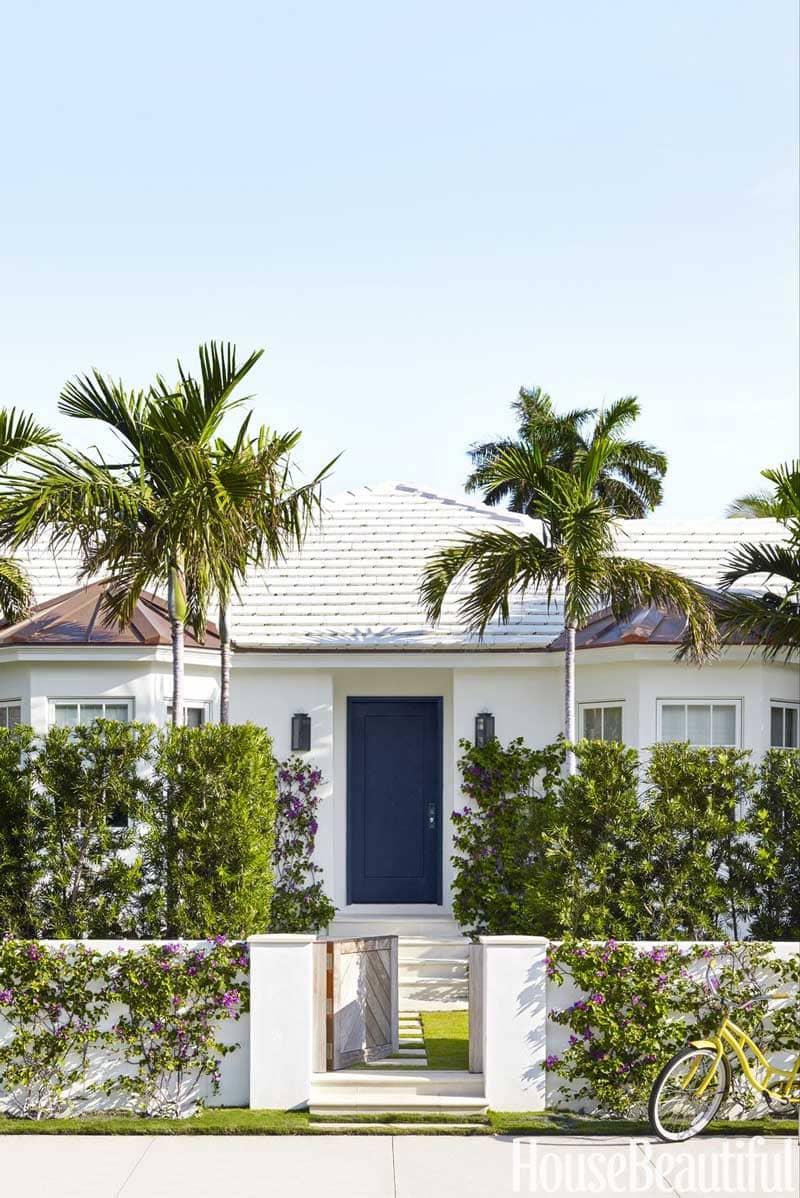 A Modern Twist On Palm Beach Style Thou Swell