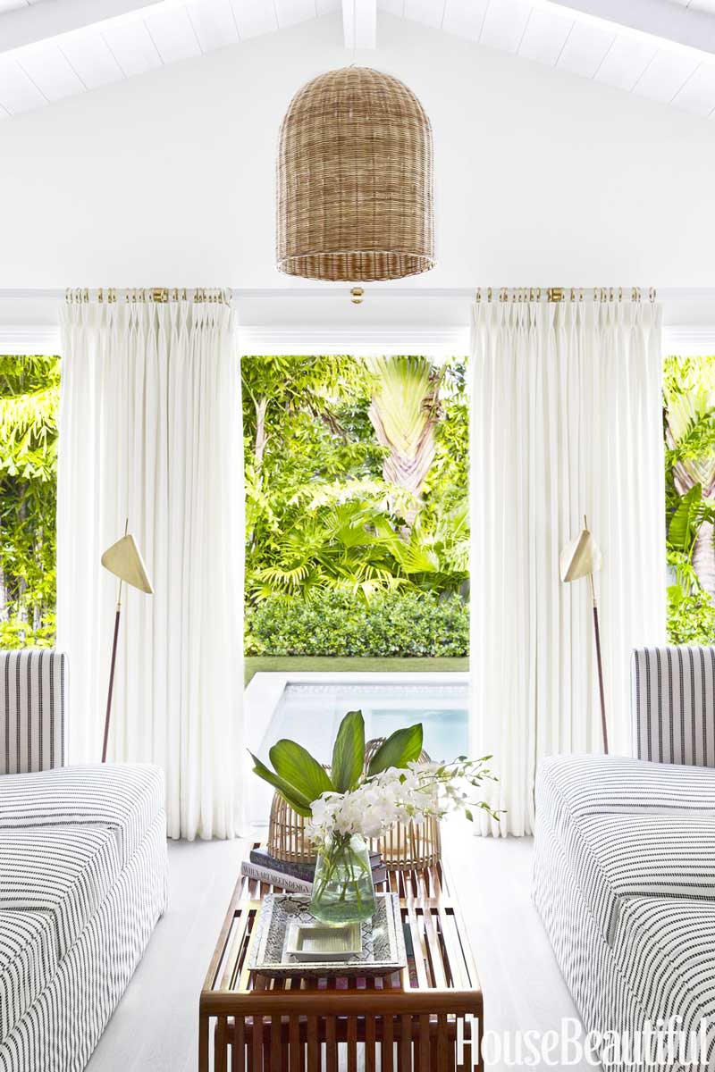 A Modern Twist on Palm Beach Style - Thou Swell
