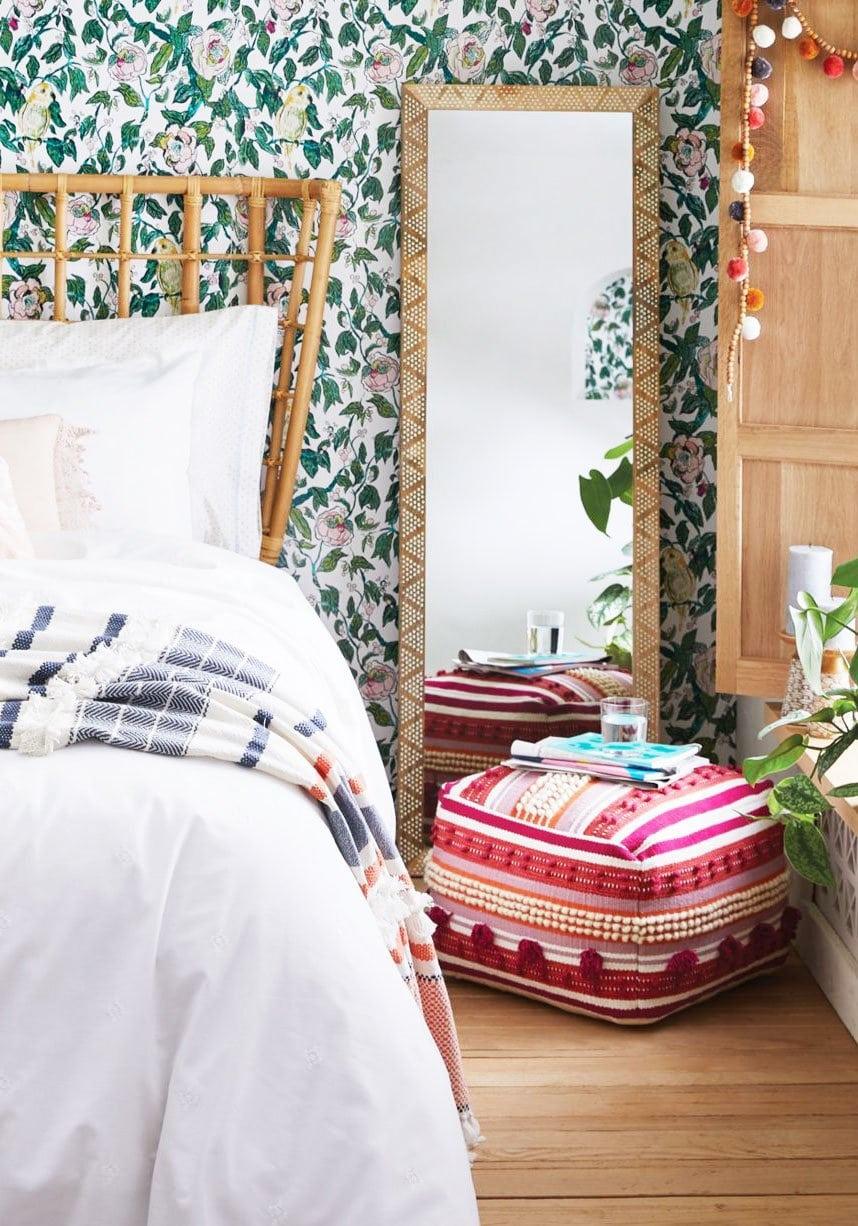 eclectic bedroom decor on thou swell thouswellblog