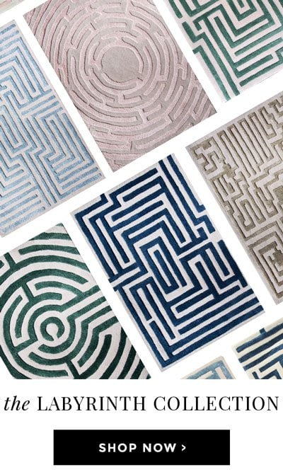 Labyrinth Collection by Kevin Francis Design on Thou Swell