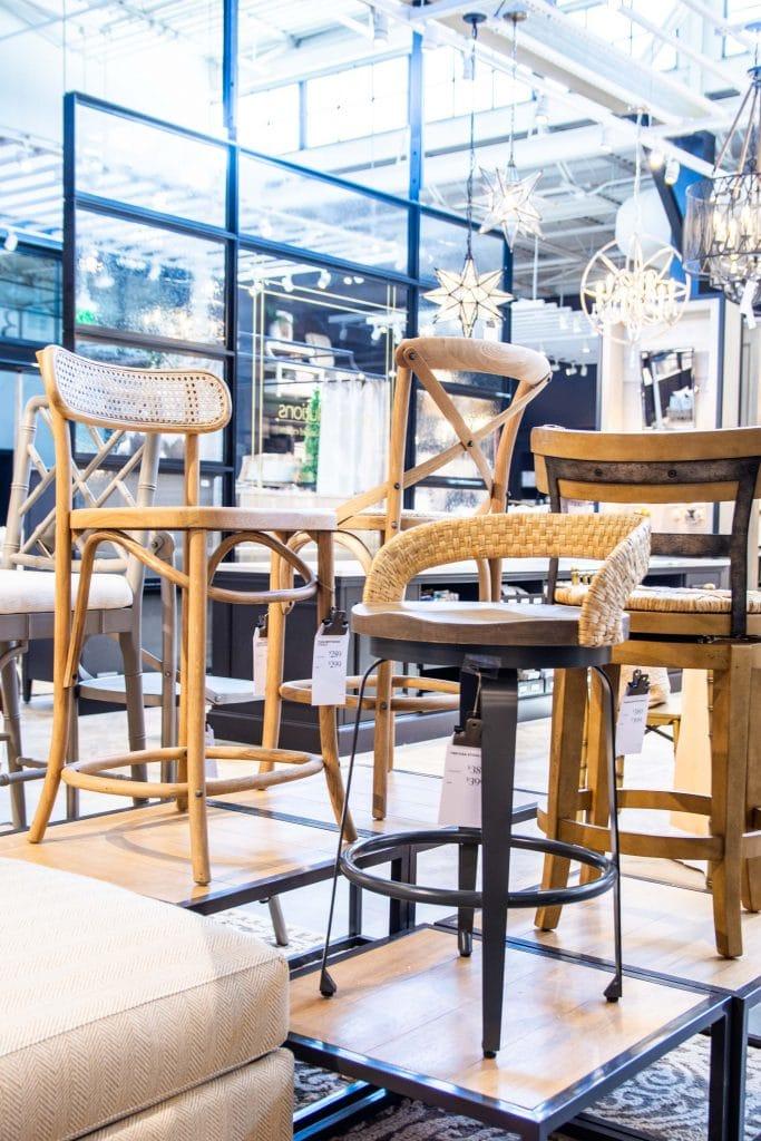 Inside Ballard Designs new flagship store in Atlanta, GA on Thou Swell @thouswellblog
