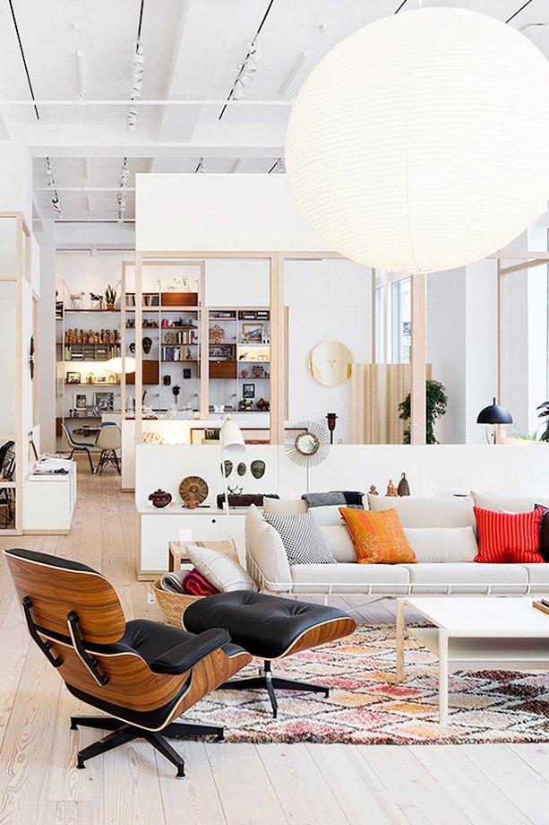 ICFF home design furniture showroom on Thou Swell #furnituremarket #furnituredesign #showroom