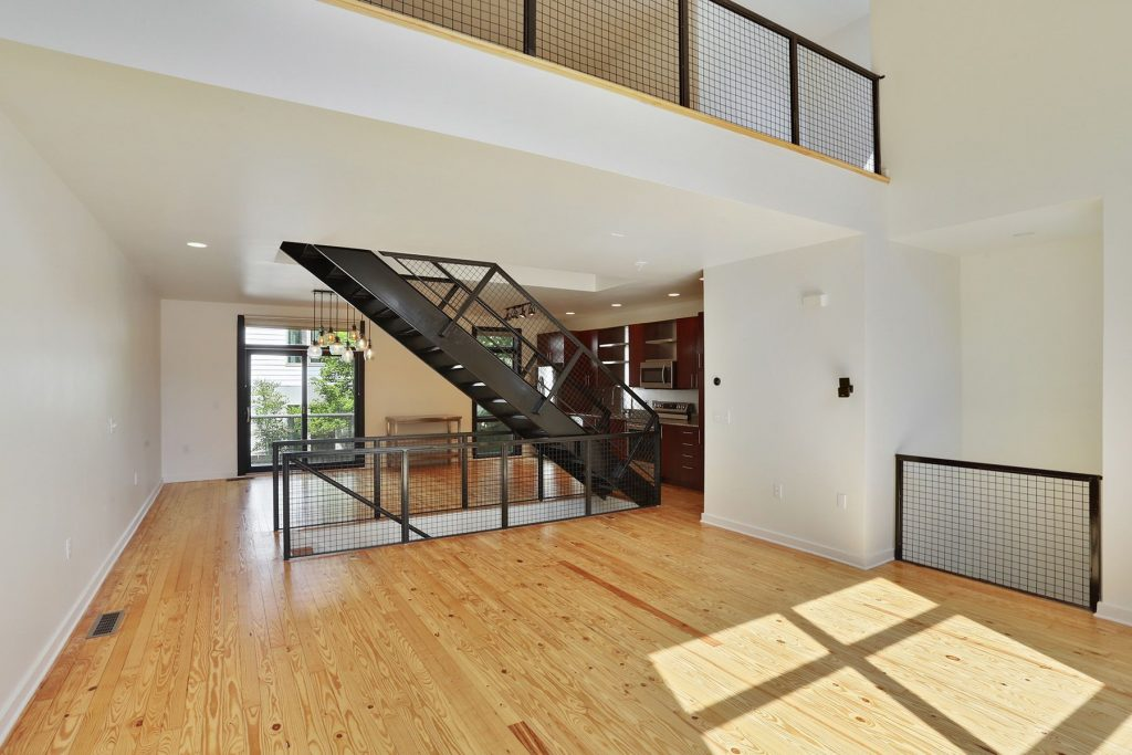 Atlanta Upper Westside townhouse project introduction on Thou Swell