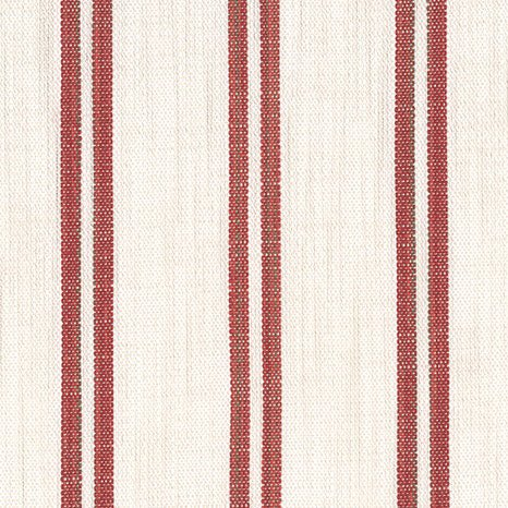 Racing Stripe fabric in red by Perennials